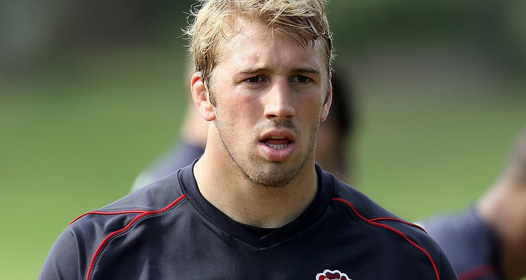 PERTH, AUSTRALIA - JUNE 07:  Chris Robshaw looks on during the England rugby training session held at McGillveray Oval on June 7, 2010 in Perth, Australia.  (Photo by David Rogers/Getty Images)