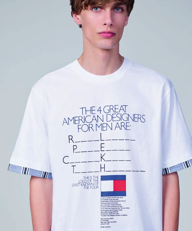 9f7a3bcfc For 2017, Tommy Hilfiger has now released a men's capsule collection  inspired by the campaign, titled 'Being Bold' featuring six pieces  including T-shirts, ...