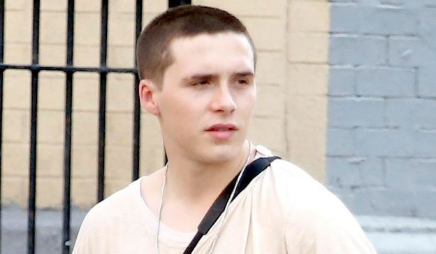 Brooklyn Beckham is among the stars leading a buzz-cut revival