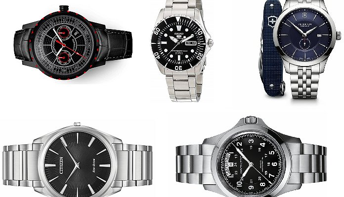 Here Are Six Affordable Statement Automatic Watches